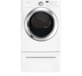 Frigidaire 7.0 Cu.Ft Gas Dryer featuring Ready Steam