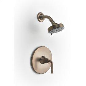 Shower Trim River (series 17) Bronze