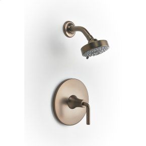 Shower Trim Taos (series 17) Bronze