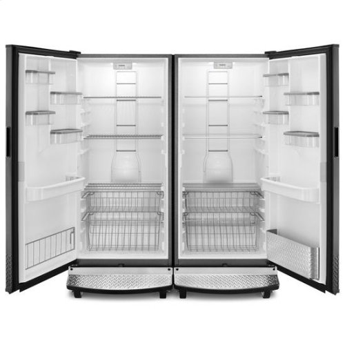 SCRATCH AND DENT 17.8 Cu. Ft. All Refrigerator