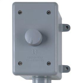 WALTx-2 126 Watt Weatherproof Volume Control