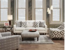 Sugar Shack Sofa and Loveseat