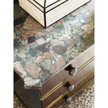 Duncombe Park Drawer Chest Marble Top