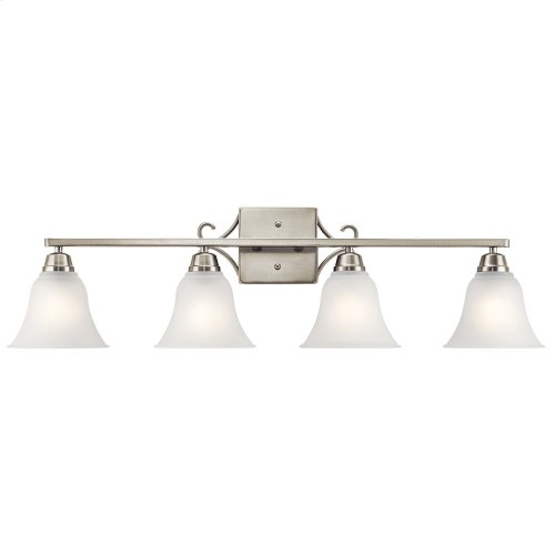 Bixler Collection Bixler 4 light Bath Light NI
