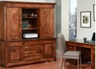 Hudson Valley Credenza w/Hutch Product Image