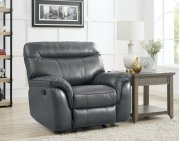 ATLAS LAF Full Power Recliner w/PwrHdrst Product Image