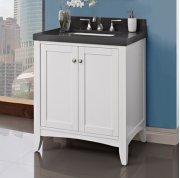 "Shaker Americana 30"" Vanity - Polar White Product Image"