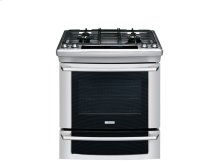 30'' Dual-Fuel Built-In Range with IQ-Touch™ Controls