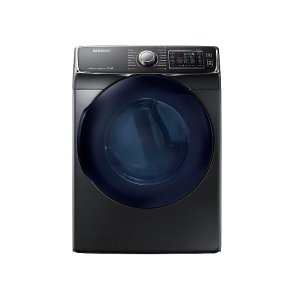 Samsung Appliances7.5 cu. ft. Gas Dryer in Black Stainless Steel