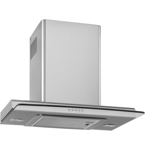 """24"""" Chimney Vent with Tempered Glass"""