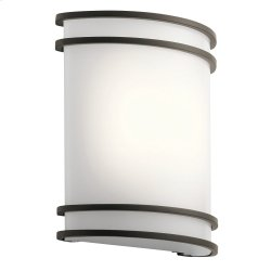 1 Light LED Wall Sconce OZ