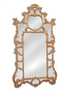 HAND-CARVED OVERSCALED BAROQUE MIRROR Product Image
