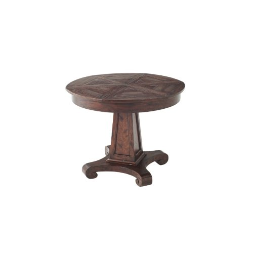 An Antique From the Hall Dining Table