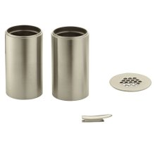 Moen brushed nickel extension kits