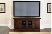 "Clairmont TV Cabinet, Cherry, 54"" x 18"" x 24"" Product Image"