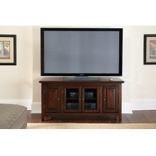 """Clairmont TV Cabinet, Oak, 54"""" x 18"""" x 24"""""""