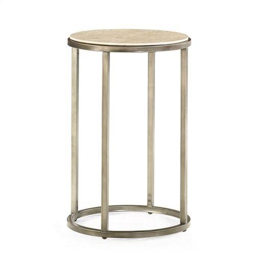 Modern Basics Round End Table