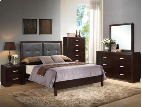 Elijah Queen Headboard/footboard