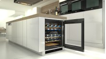 KWT 6322 UG Under Counter Wine Storage System