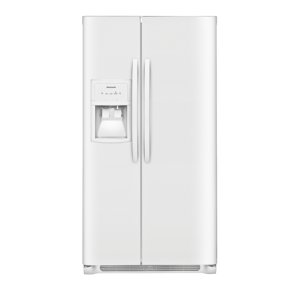 22.0 Cu. Ft. Side-by-Side Refrigerator - PEARL WHITE