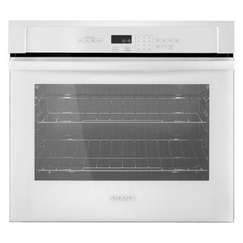 Amana® 4.3 cu. ft. SIngle Thermal Wall Oven - White