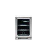 Electrolux24'' Under Counter Beverage Center with Left Hand Door Swing