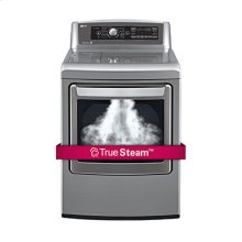 7.3 cu.ft. Ultra Large High Efficiency SteamDryer w/ SteamSanitary