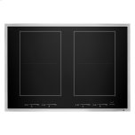 "Lustre Stainless 30"" Induction Flex Cooktop"