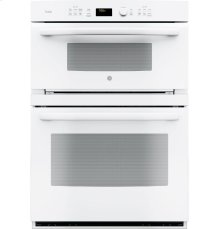 """GE Profile Series 30"""" Built-In Combination Convection Microwave/Convection Wall Oven"""
