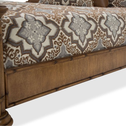 Queen Panel Bed (4 Pc)