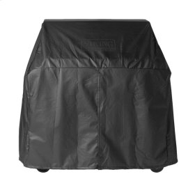 "Vinyl Cover For 42"" Gas Grill on Cart"