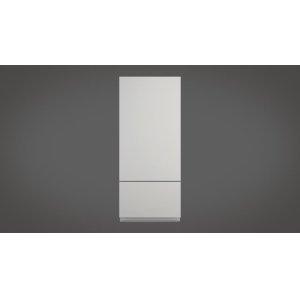 """Fulgor Milano36"""" Pro Built-in Fridge - Left Door - Overlay Panel"""