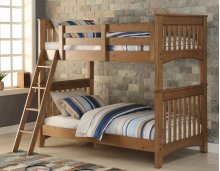 Bunkbed-2 Hb Slat-2 Fb Slat- 4 Bolt Rails-guardrail-ladder-2 Slats 3/3 Twin