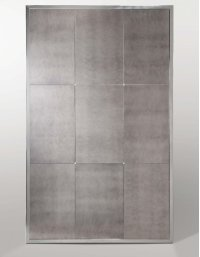 Milan Polished Stainless Steel Mirror Product Image