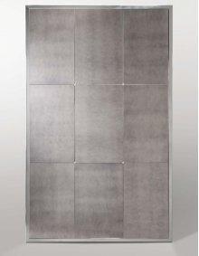 Milan Polished Stainless Steel Mirror