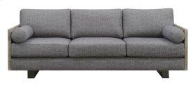 Emerald Home Interlude Sofa W/2 Bolster Pillow Sandstone U5600-00-03