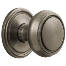 Antique Nickel 5068 Estate Knob