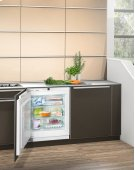 """24"""" Under-worktop freezer for integrated use Product Image"""