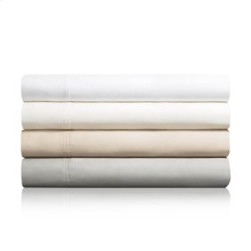 600 TC Cotton Blend - Split King White