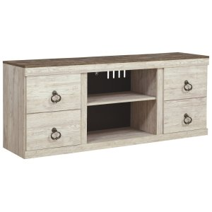 "AshleySIGNATURE DESIGN BY ASHLEYWillowton 63"" TV Stand"