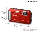 DMC-TS30 Point & Shoot Product Image