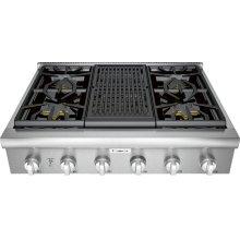 36-Inch Professional Rangetop