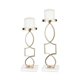 Grand Palais Candle Holders