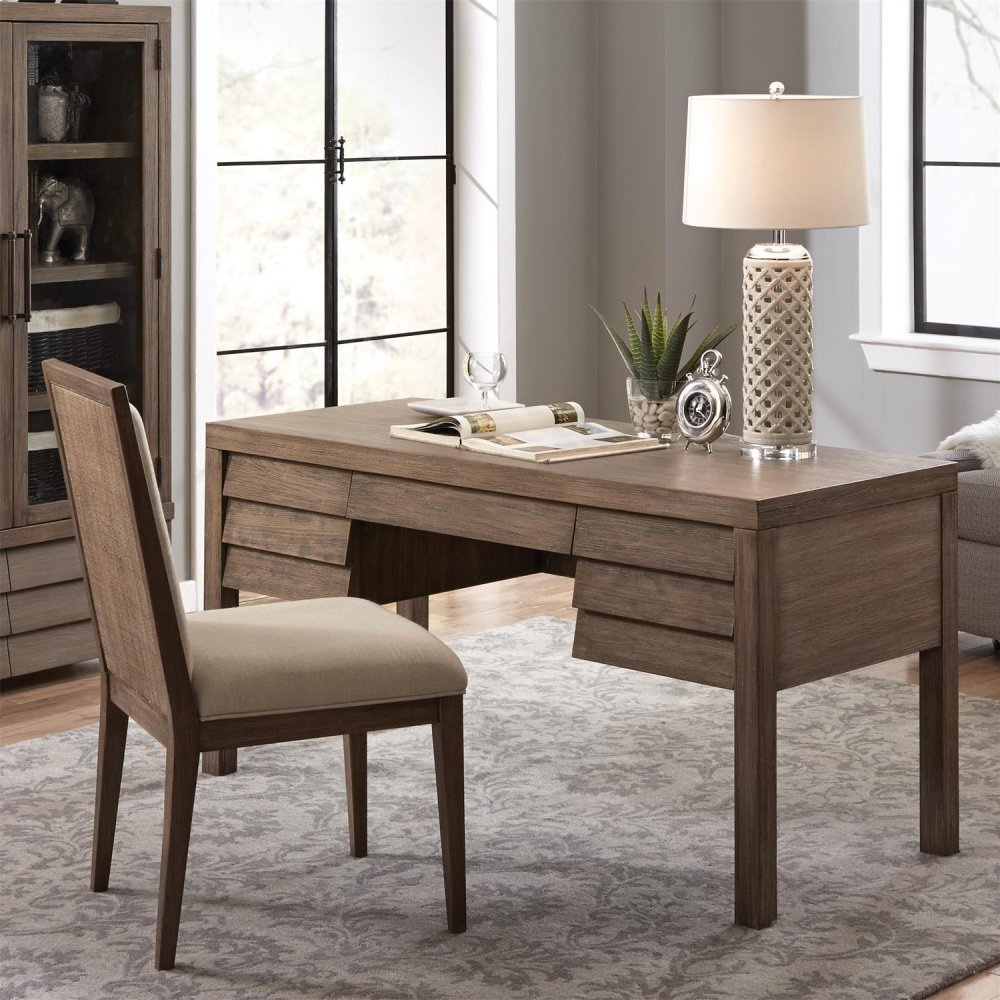 Mirabelle - Desk - Ecru Finish