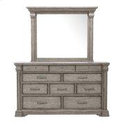 Madison Ridge 10 Drawer Dresser in Heritage Taupe Product Image