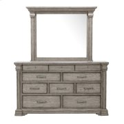 Madison Ridge 10 Drawer Dresser in Heritage Taupe Product Image