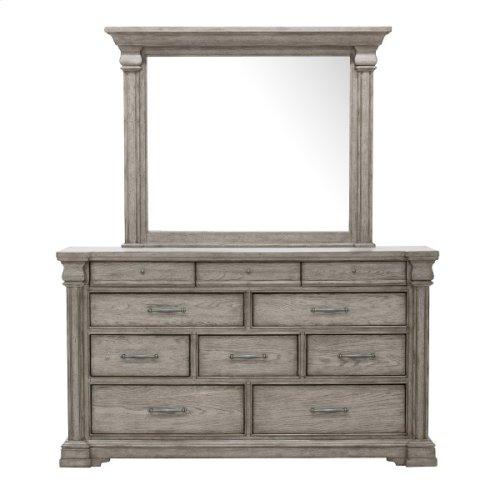 Ashlyn 10 Drawer Dresser