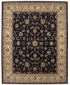 Nourison 2000 2015 Nav Rectangle Rug 7'9'' X 9'9''