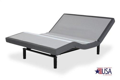 S-Cape+ 2.0 Foundation Style Adjustable Bed Base Split California King