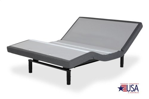 S-Cape+ 2.0 Foundation Style Adjustable Bed Base Full XL